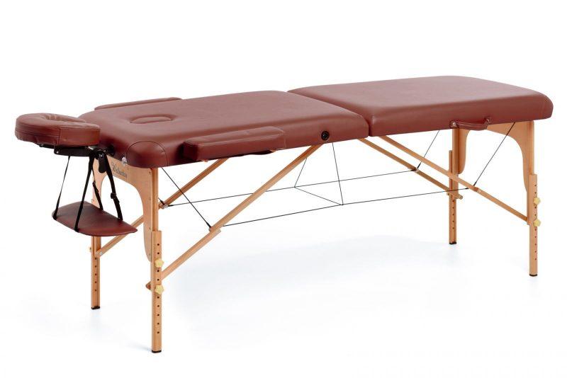 Masažna miza LIBERA RJAVA