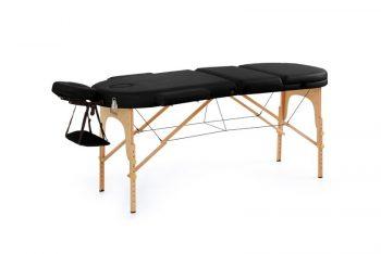 Masazna miza ATHENA CRNA