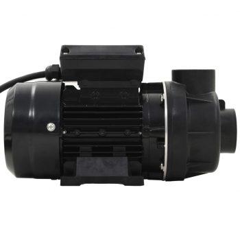 25 KM 7500 L/h črna