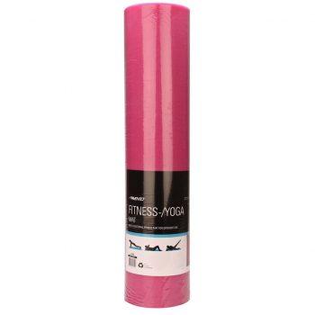 Avento Fitnes podloga za jogo 160x60 cm roza PE 41VG-ROZ-Uni