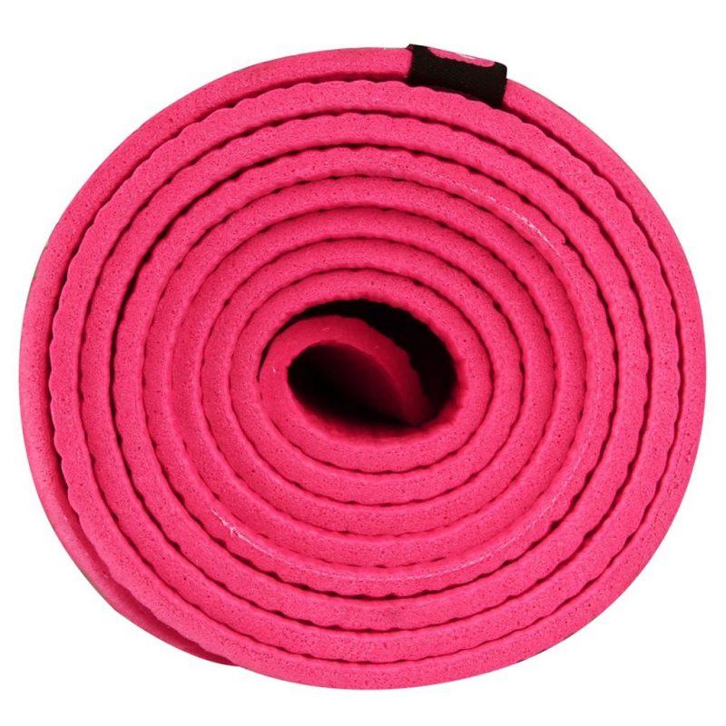 Avento Fitnes podloga za jogo 173x61 cm roza PVC 41VH-ROG-Uni