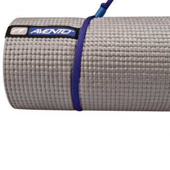 Avento Fitnes podloga za jogo 173x61 cm siva PVC 41VH-GRB-Uni