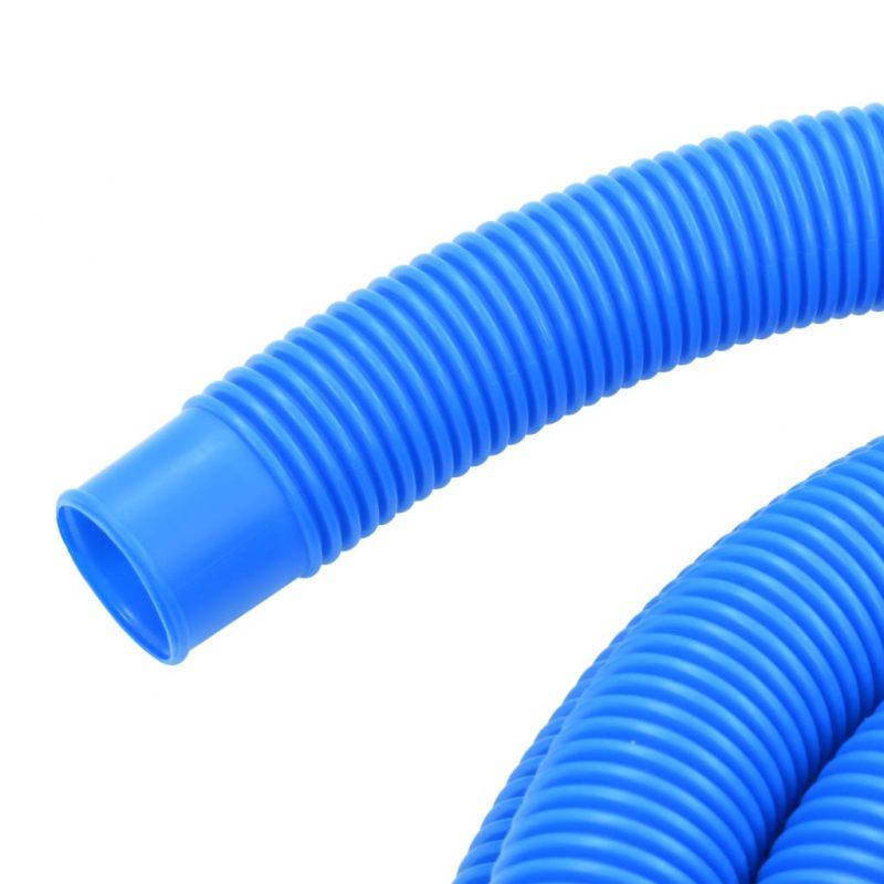 Cev za bazen 38 mm 15 m modra