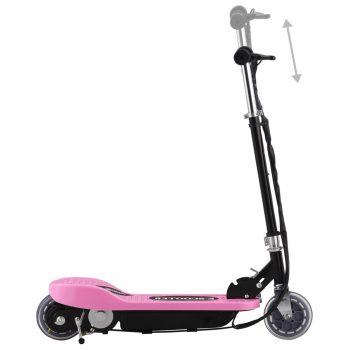 Električni skiro 120 W roza