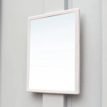 Garderobna omara z 9 vrati jeklo 90x45x180cm siva
