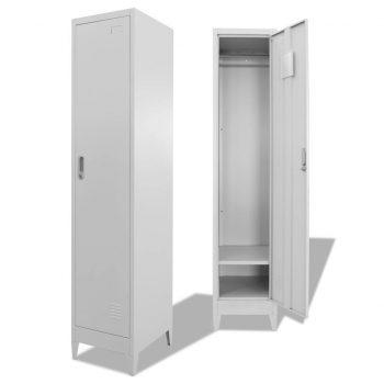 Garderobna omarica na ključ 38x45x180 cm