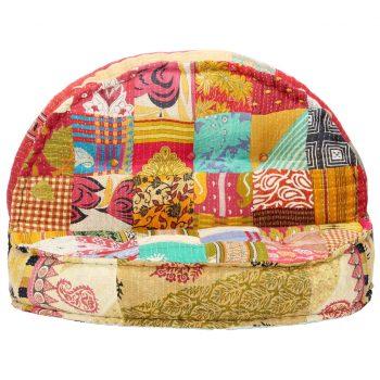 Kavč 120x20 cm iz blaga večbarven