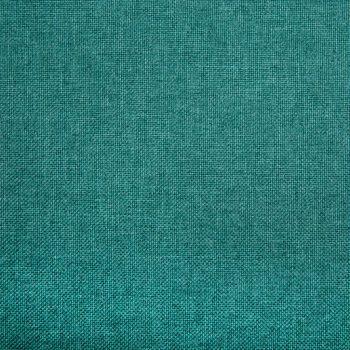 Kavč dvosed z oblogo iz blaga 115x60x67 cm zelene barve