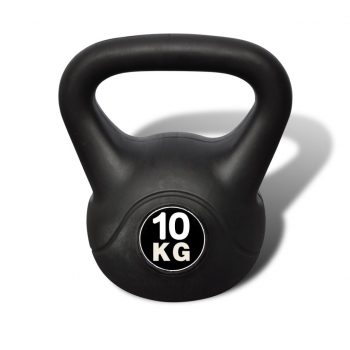 Kettlebell Utež v Obliki Zvona 10 kg