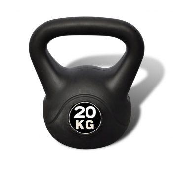 Kettlebell Utež v Obliki Zvona 20 kg