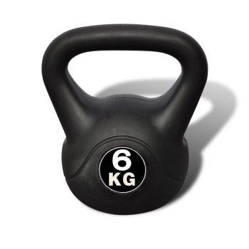 Kettlebell Utež v Obliki Zvona 6 kg