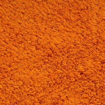 Kopalniške preproge 3 kosi blago oranžne barve