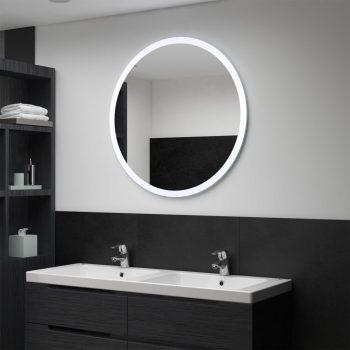 Kopalniško LED ogledalo 80 cm