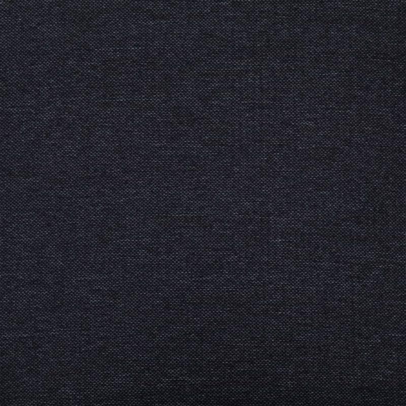 Masažni naslanjač temno sivo blago