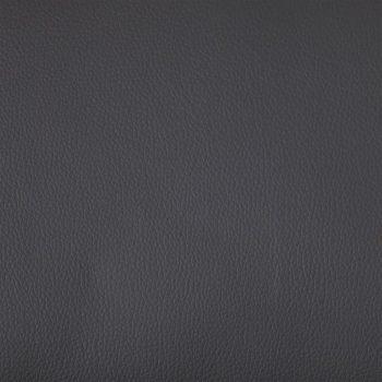 Masažni počivalnik sivo umetno usnje
