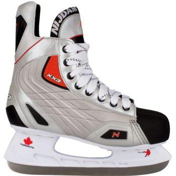 Nijdam Drsalke za hokej na ledu velikost 39 poliester 3385-ZZR-39