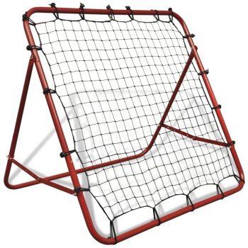 Odbojni pripomoček za vadbo nogometa 100 x 100 cm