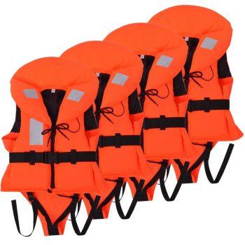 Otroški plovni pripomočki 4 kosi 100 N 20-30 kg