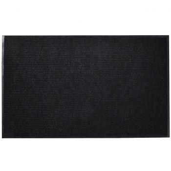 PVC Predpražnik Črne Barve 90 x 60 cm
