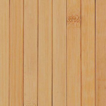 Paravan iz bambusa 250x195 cm naravne barve
