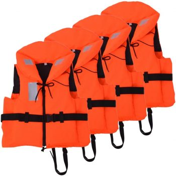 Plovni pripomočki 4 kosi 100 N 40-60 kg