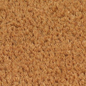 Predpražnik 2 kosa kokosova vlakna 17 mm 50x80 cm naravne barve