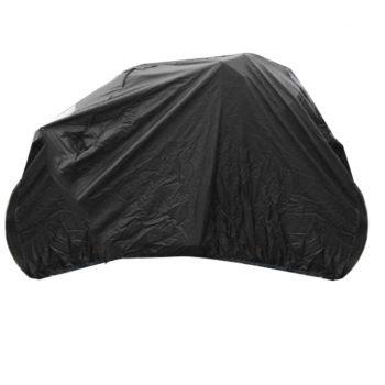 ProPlus Pokrivalo za kolo za 2 kolesi črne barve 330289