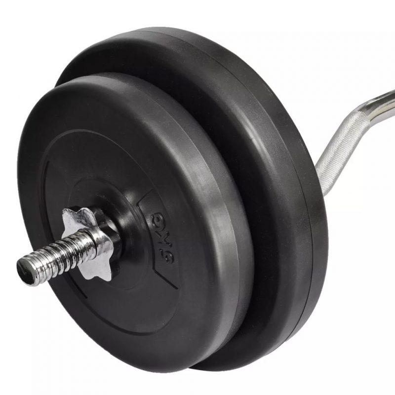 Rotacijska bar teža 30 kg