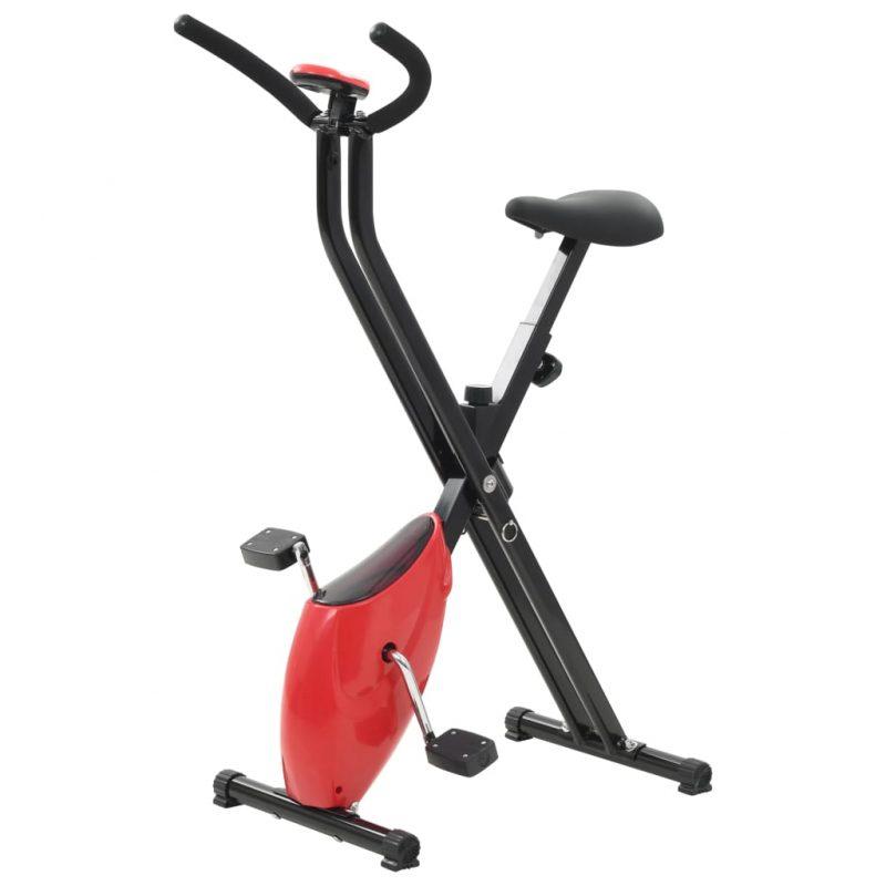 Sobno kolo X-Bike jermenski upor rdeče barve