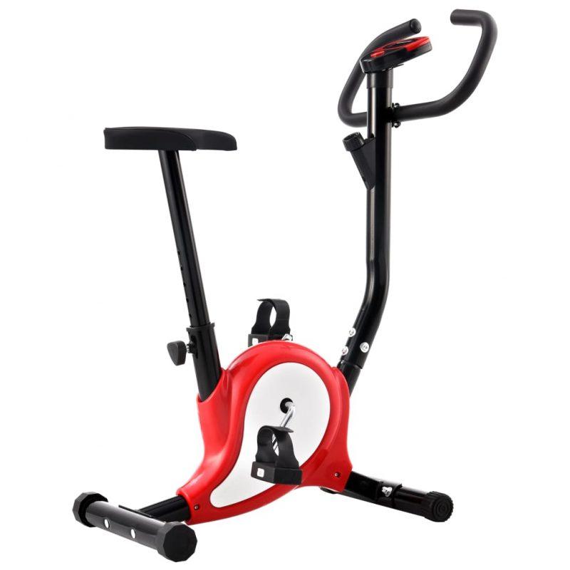 Sobno kolo z jermenom rdeče