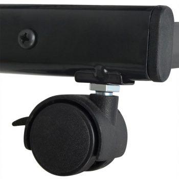 5x43x133 cm Črne Barve A4