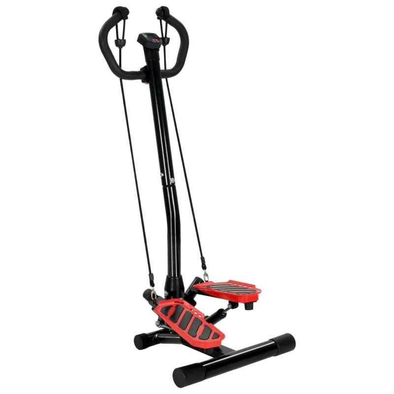 Swing steper s sredinskim stebričkom in upornostnimi trakovi