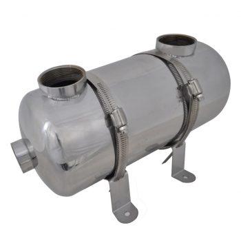 Toplotni izmenjevalec za bazen 355 x 134 mm 40 kW