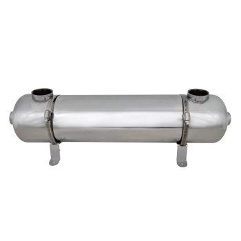 Toplotni izmenjevalec za bazen 613 x 134 mm 75 kW