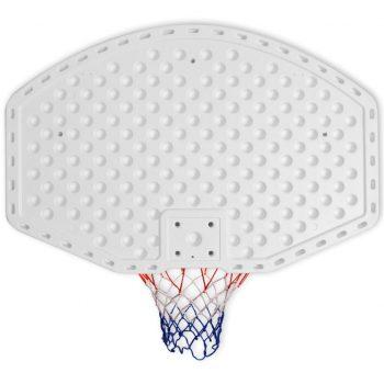 Tridelni komplet stenske košarkarske table 90x60 cm