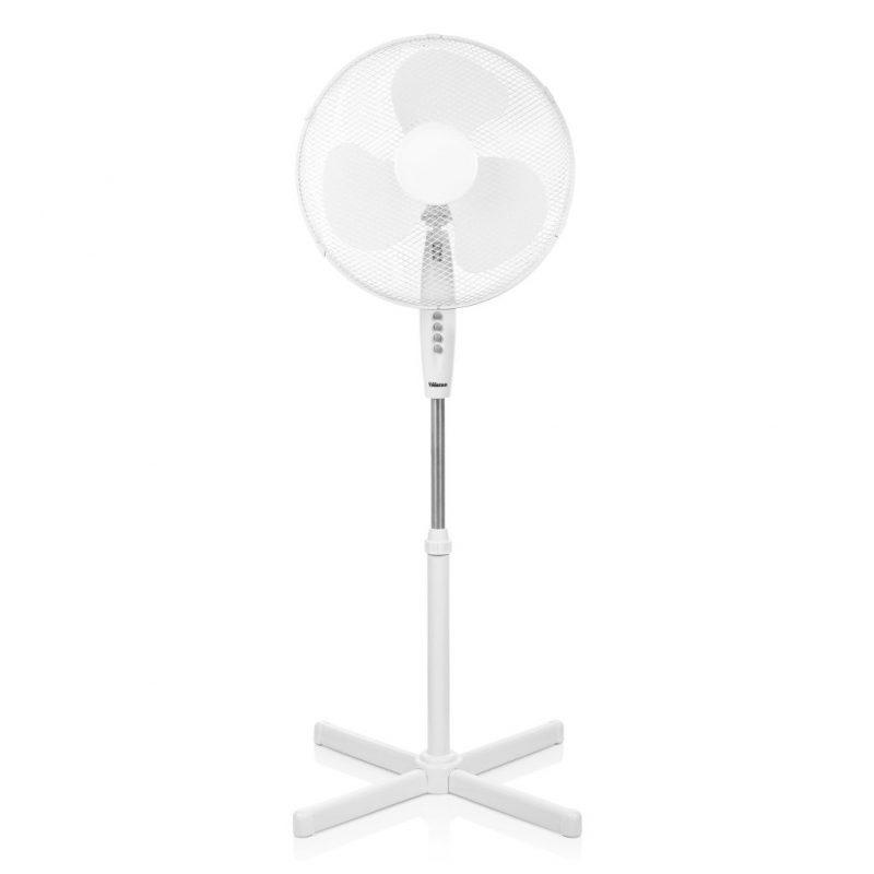 Tristar Stoječi ventilator VE-5893 45 W bel