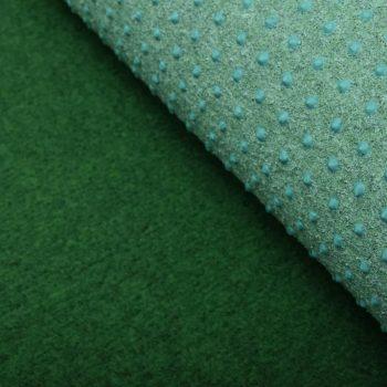Umetna trava s čepi PP 20x1 m zelena