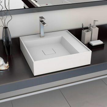 Umivalnik 50x50x12