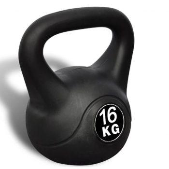 Utež Kettlebell 16 kg