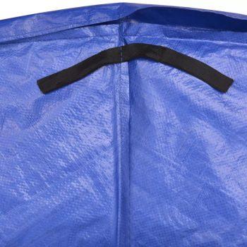 Varnostna Podloga PE Modra za 4.57 m Okrogel Trampolin