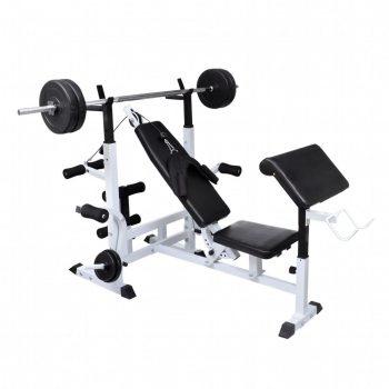 Večnamenska vadbena klop bench