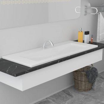 Vgradni umivalnik 101x39