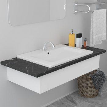Vgradni umivalnik 61x39