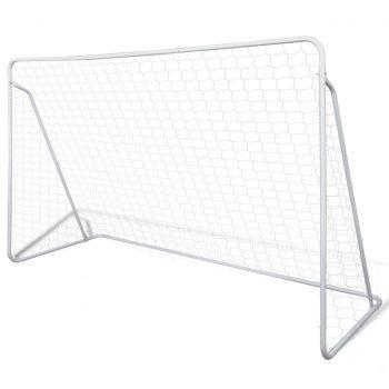 Visokokvaliteten nogometni gol 240 x 90 x 150 cm