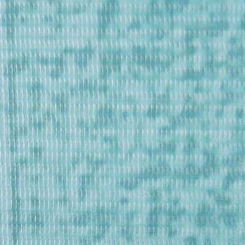 Zložljiv paravan 228x170 cm metulj moder