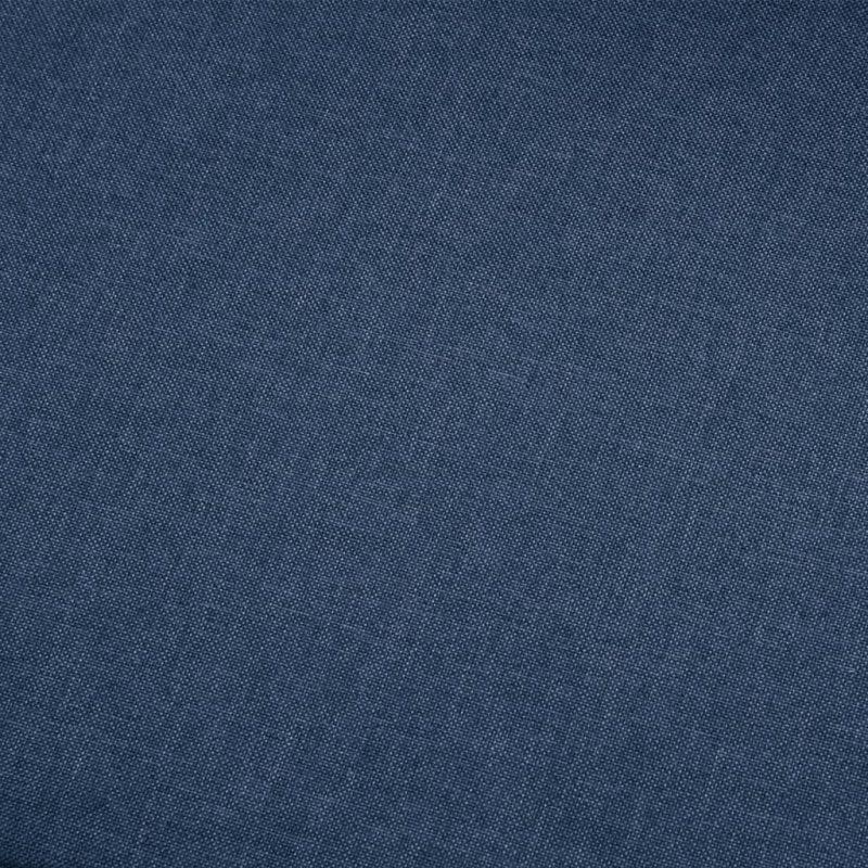 Kavč štirised modro blago