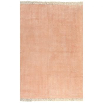 Kilim preproga iz bombaža 120x180 cm roza