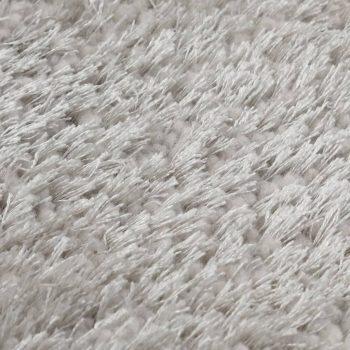 Košata preproga 120x160 cm siva