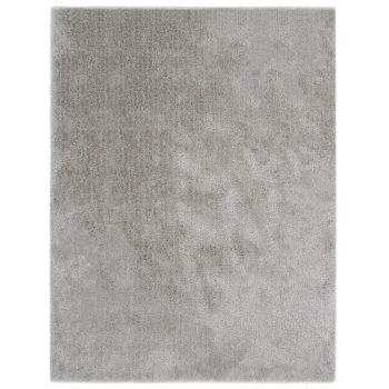 Košata preproga 140x200 cm siva