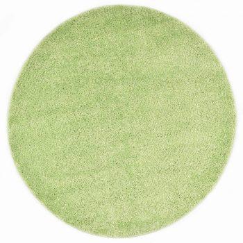 Košata preproga 67 cm zelena